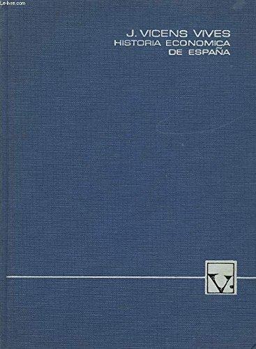 MANUAL DE HISTORIA ECONOMICA DE ESPANA: Amazon.es: JAIME VICENS VIVE, JORGE NADAL OLLER: Libros