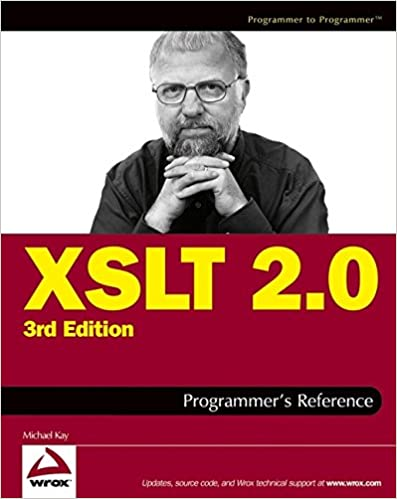 XSLT 2.0 Programmers Reference