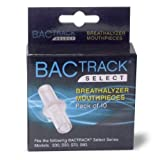 BACtrack Breathalyzer Mouthpieces (Pack of 10)