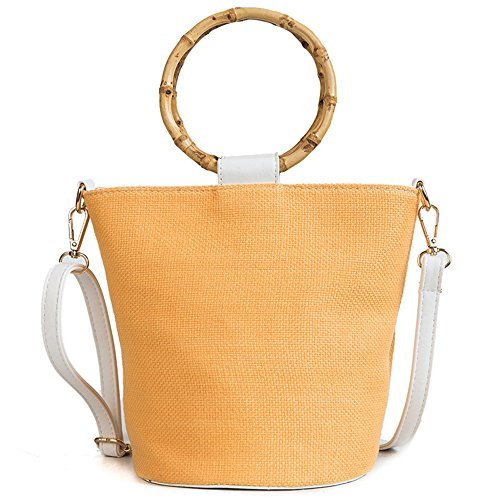Tilt 2018 Nero Summer New giallo Ring Gwqgz Cubes Trend Bags Spanning Shoulder Z0qa0nH