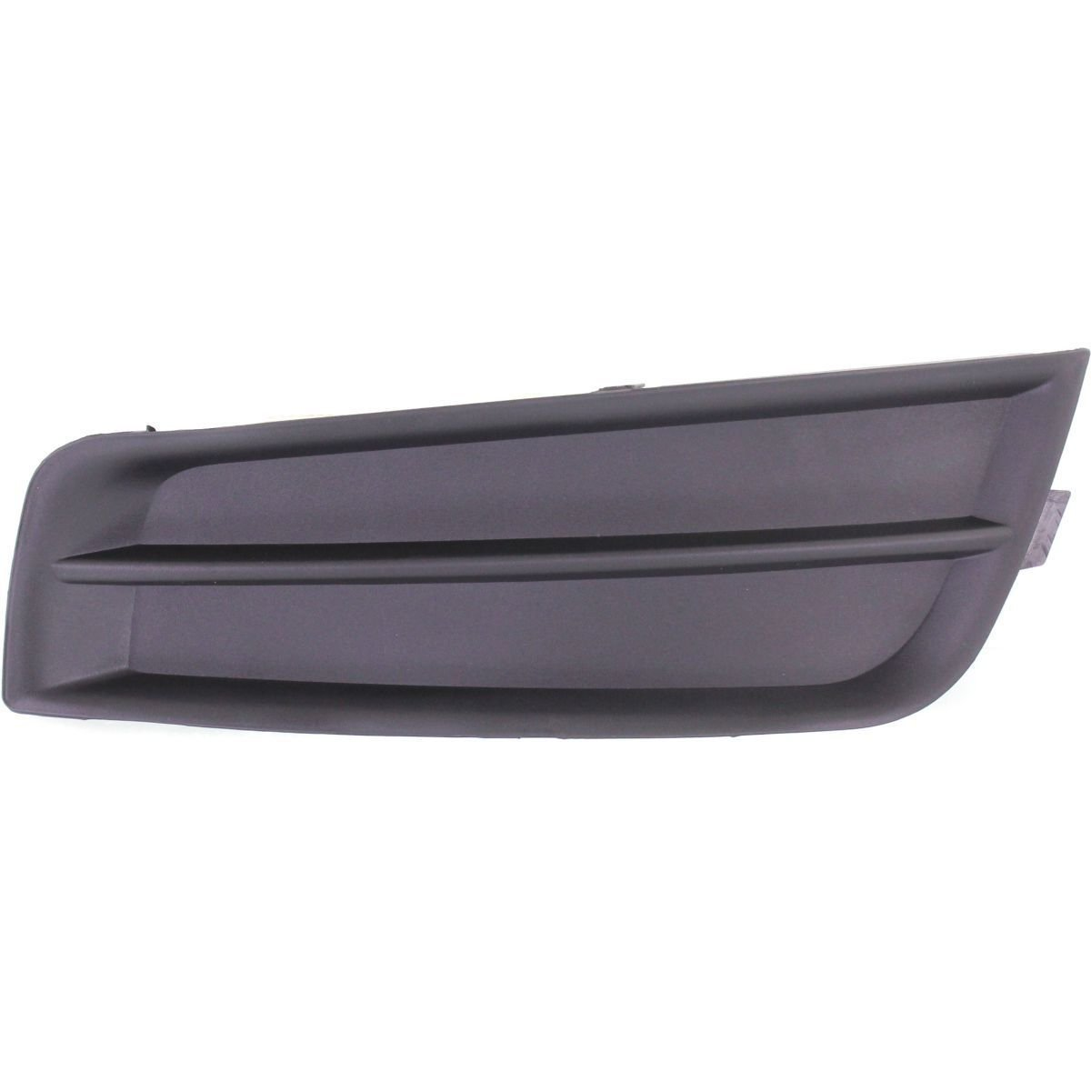 DAT 2011-2014 CHEVROLET CRUZE FOR USE WITHOUT RS MODEL RIGHT PASSENGER SIDE BLACK FOG HOLE COVER GM1039130 DAT AUTO PARTS