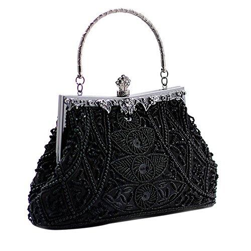 Handmade Evening Handbag - 9