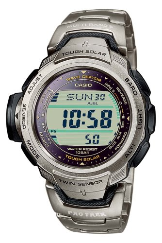 Casio Unisex Watch Sport Pro Trek PRW-500T-7VER