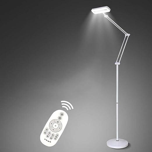 H.aetn LED 8W Lámpara de pie Luz para el Cuidado de los Ojos ...