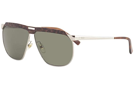 382c43f2e1e80 Image Unavailable. Image not available for. Color  Sunglasses MCM 113 S 724  GOLD TORTOISE