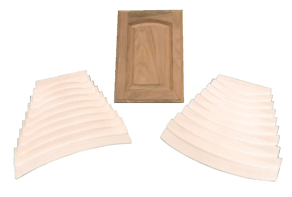 CMT TMP-004 Roman Doormaking Router Template Set by CMT