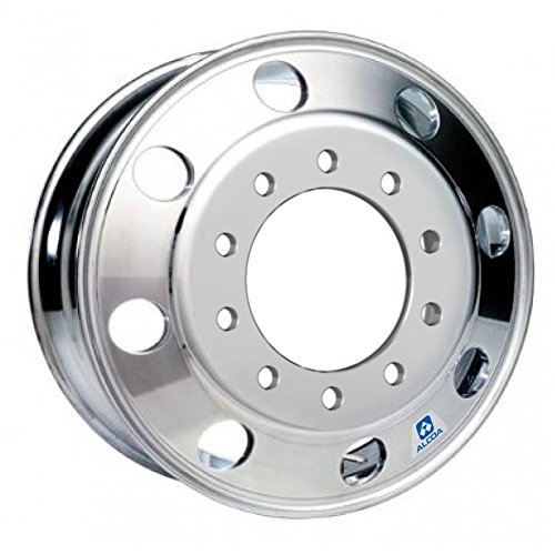 2005 - current Alcoa 19.5 Wheel Package for a Dodge Ram 4500 /& 5500 Polished