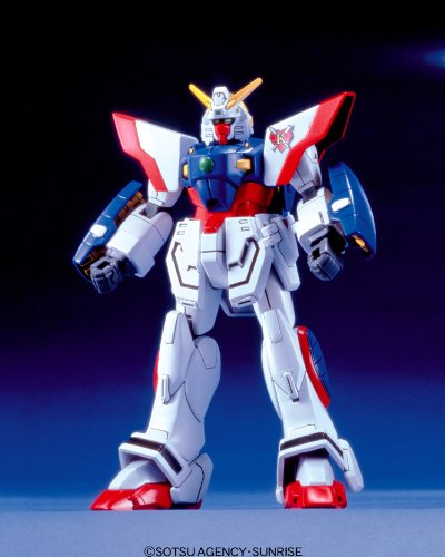 Bandai Hobby G-01 Shining Gundam 1/144, Bandai G Gundam Action Figure (Shining Gundam Model compare prices)