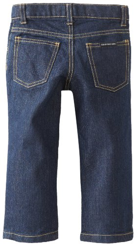 Calvin Klein Boys 2-7 Gray Top with Khaki Pants 4-7