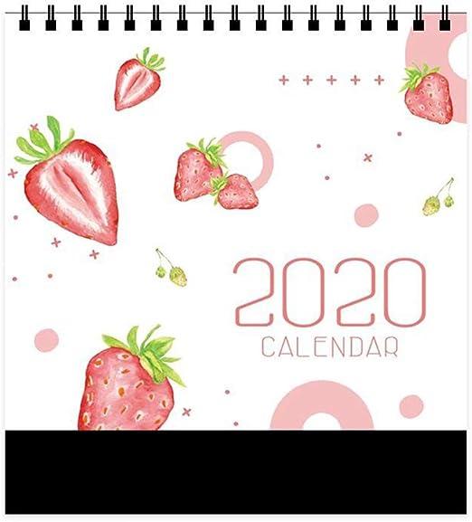 Amazon Co Jp Dezirzjjx カレンダー ヴィンテージ ゴッホ イラスト 葉 イチゴ かわいい猫 カレンダー オーガナイザー カレンダー プランノート エスコラー Strawberry 2g7k6pko2w1 ホーム キッチン