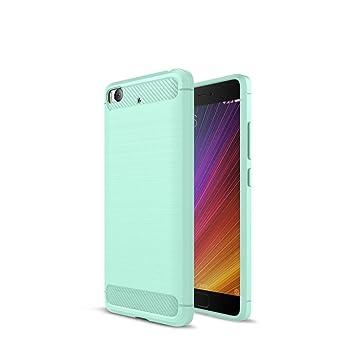 MZBaoLingMeiDongEU Xiaomi Mi 5S Funda[Carbón Fibra], Xiaomi ...