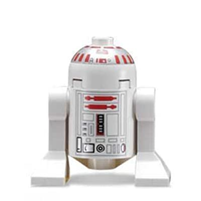 LEGO R5-D4 Astromech Droid Star Wars 2 Figure: Toys & Games