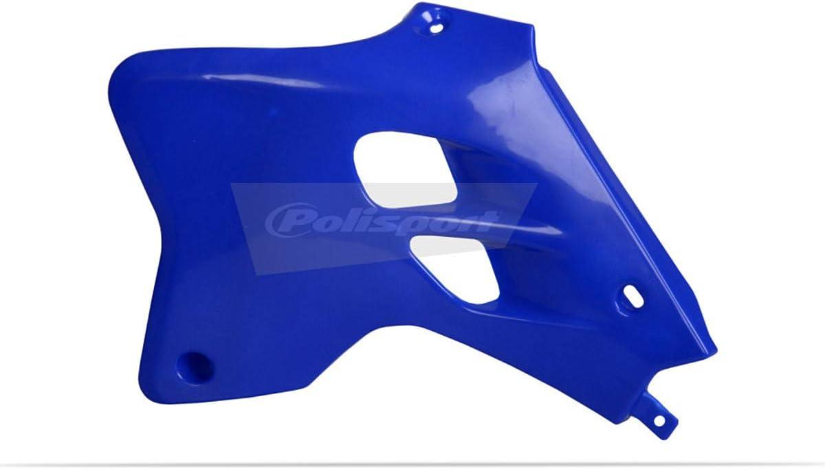 Blue for 93-01 Yamaha YZ80 Polisport Radiator Shroud Set