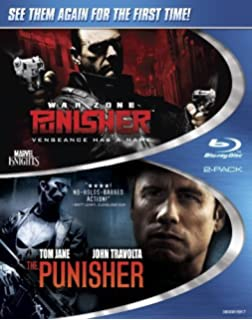 Dolph Lundgren Punisher Trailer