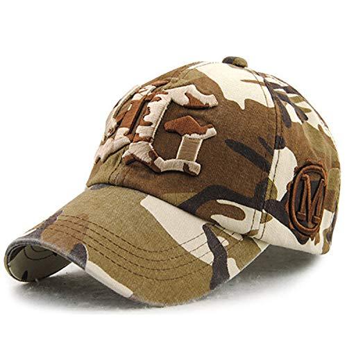 SINXE Camouflage Baseball Cap Snapback Hat for Men Cap Women Gorra Casquette Bone Swag Cap Wholesale