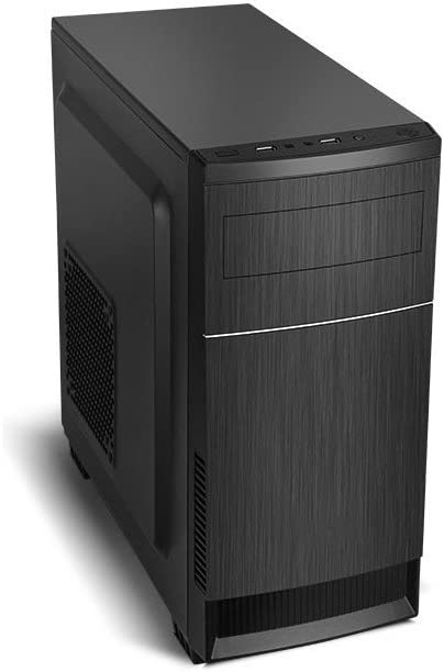 Nox Virtus - NXVIRTUS - Caja PC, Micro-ATX, USB 3.0, Color Negro: Amazon.es: Informática