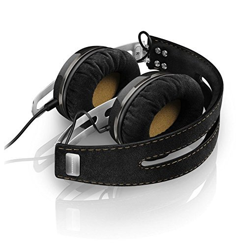 Sennheiser Momentum 2.0 On-Ear for Apple Devices - Black (Certified Refurbished)