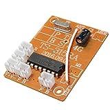 HITSAN JJRC Q20-018 Receiver Circuit Board RX 1/18 RC Crawler Part One Piece