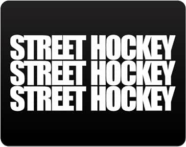 Eddany Street Hockey Three Words Plastic Acrylic