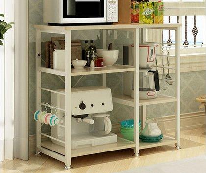 Estantería de cocina multifunción práctica Los estantes de la ...