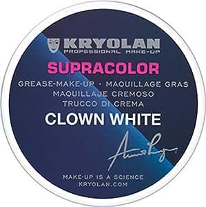 KRYOLAN SUPRACOLOR CLOWN WHITE80 G - CLOWN WHITE