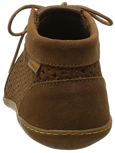 Richelieu Lacets Ne09 Lux Marron Suede Chaussures wood Viajero Naturalista El Femme Y0wgAA
