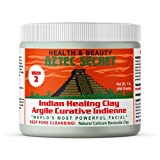 Aztec Secret - Healing Clay 1 lb. (454 grams) - Deep Pore Cleansing Facial & Body Mask - The Original 100% Natural Calcium Bentonite Clay - New Version 2