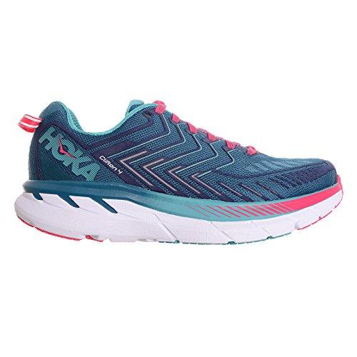 Hoka One One Donna Clifton 4 Scarpe Larghe (10,5 D - Larghe)