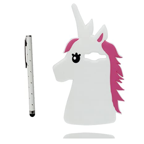 custodia samsung j3 2016 unicorno