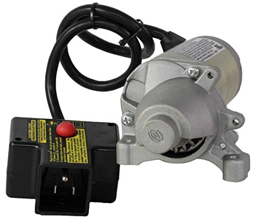 NEW STARTER FITS CCW 110-VOLT 17-TOOTH SNOWBLOWERS W/ELECTRIC START UP TO 208CC 410-22046 P794N 951-10645A ACQD170 1ACQD170 ()