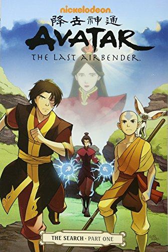 Price comparison product image Avatar: The Last Airbender: The Search,  Part 1 (Avatar: The Last Airbender (Dark Horse))