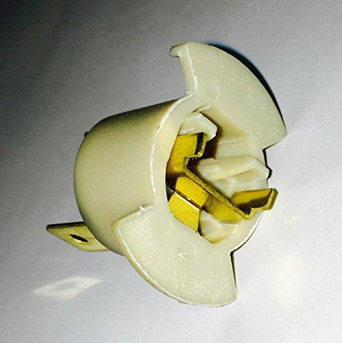 Mitsubishi Oe Genuine Parts (Genuine Mitsubishi OE Headlamp Headlight Low Beam SOCKET MB606747 Outlander 2005 2006)