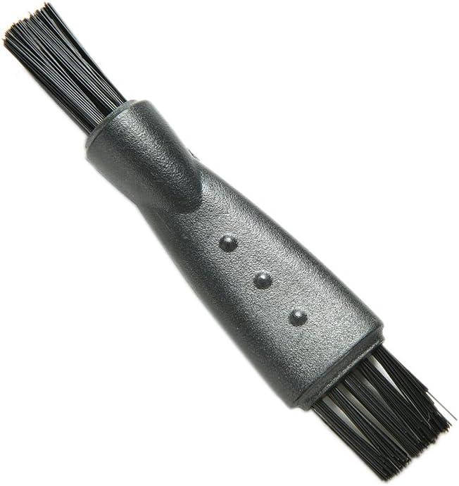 Velishy (TM) cepillo de limpieza afeitadora eléctrica repuestos para Philips, Braun y Remington Norelco, color marrón: Amazon.es: Salud y cuidado personal