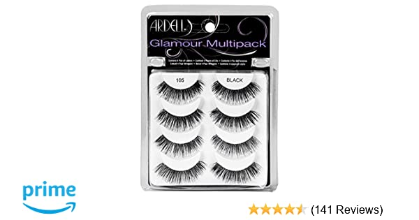 d510af976d8 Amazon.com: Ardell Multipack 105 Lashes, 0.06 Pound: Beauty
