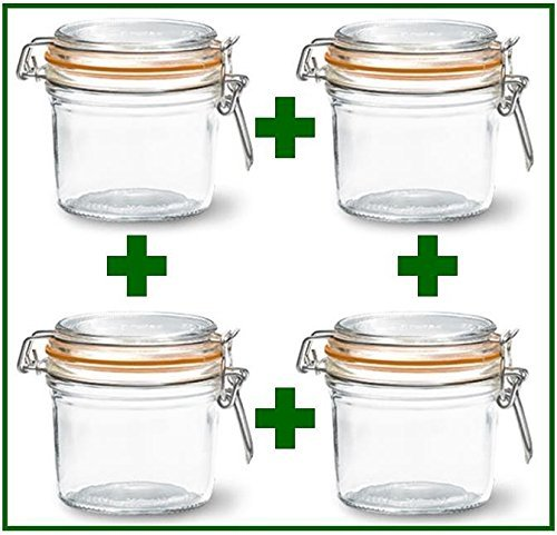 Set Parfait French Mouth Canning product image