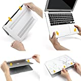 iDOO Soft Touch Hard Shell case ONLY for MacBook