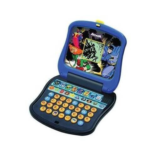 Oregon Scientific Laptop (Oregon Scientific Batman Junior Laptop - Theme/Subject - Letter Vocabulary Shape Color and more)