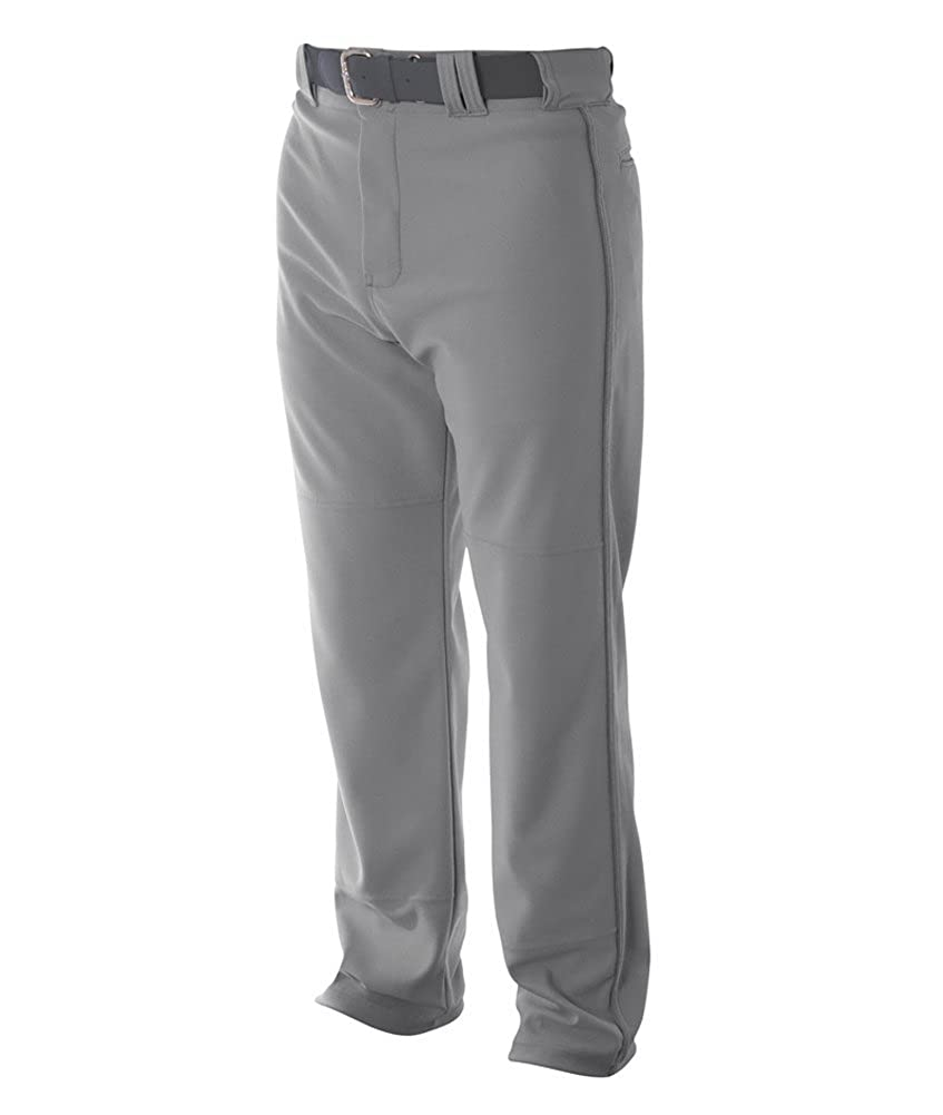 80a631cc692 Amazon.com  A4 Men s Pro-Style Open Bottom Baseball Pant  Sports   Outdoors