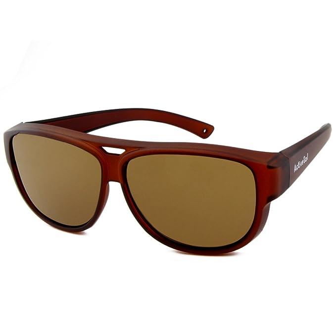 Active Sol SOBREGAFAS DE SOL de diseño| Gafas de aviador | Sobregafas de sol con