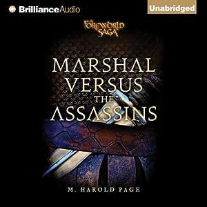 Marshal versus the Assassins Audiobook