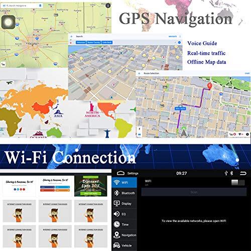 Kkxxx S1 Plus Android Car Stereo 2 Gb Ram 32 Gb Rom Navigazione Gps Radio Auto Radio Am Fm Bt Collegamento Specchio Controllo Volante Uscita Av