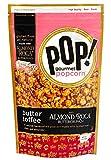 Almond Roca Butter Toffee Popcorn, by POP