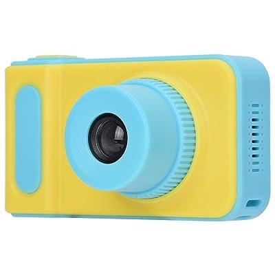 Weiyonghe Kids Toy Camera Cámara for niños, Soporte for cámara Digital Mini Kids de 2.0 Pulgadas Tarjeta Micro SD 32G Tarjeta de Memoria SLR de Dibujos Animados igital portátil Regalo for niños