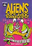 img - for Aliens Ate My Trousers: Crazy Comics from the Page of the