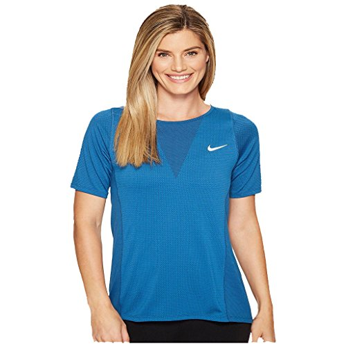 Nike Zonal Cooling Relay Short-Sleeve Running Top ()