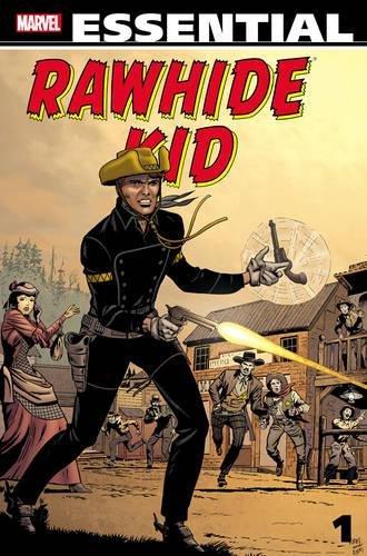Essential Rawhide Kid - Volume 1
