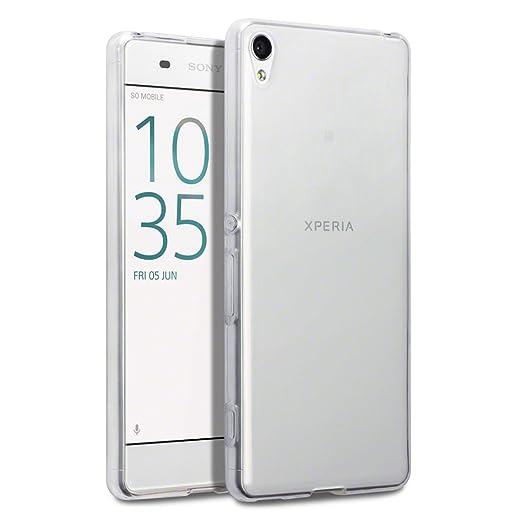 21 opinioni per Terrapin TPU Gel Custodia per Sony Xperia XA Skin, Colore: Trasparente