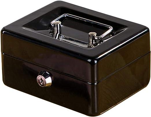 Caja de Seguridad para Guardar Dinero en Efectivo con cajón, con ...