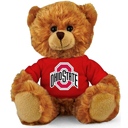 Ohio State Hoodie Bear 6 INCHES Tall ()