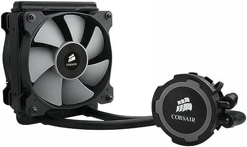 CORSAIR HYDRO SERIES H75 AIO Liquid CPU Cooler,120mm Radiator, Dual 120mmPWM Fans